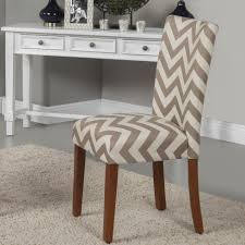 Kitchen Chairs With Arms Furnitures Fill Your Dining Room With Pretty Parsons Chairs For