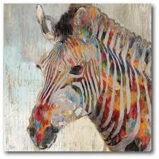 african safari i graphic art print on wrapped canvas on safari canvas wall art with african safari wall art wayfair
