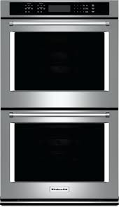 kitchenaid 27 inch convection double wall oven reviews bosch built in electric kids room