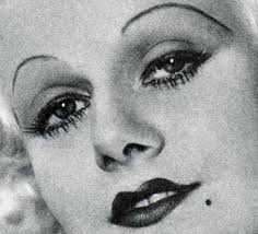 jean harlow make up by thefoxling