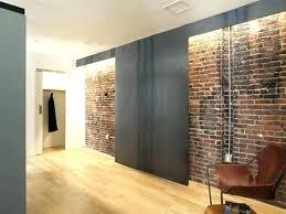 painting interior brick walls wall decoration ideas design