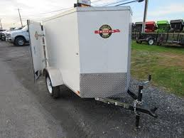 carry on 4 x 6 enclosed cargo trailer luggage trailer
