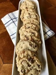 Caramel Pretzel Chocolate Chip Cookies Like Paneras Kitchen Sink