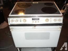 photos of jenn air stove glass top