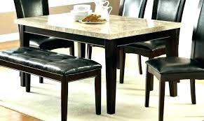 granite top dining table singapore stone round room brilliant marble