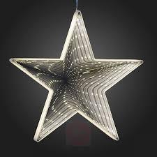 Zum Aufhängen Led Stern M Infinity Effekt