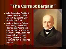 「president John Quincy Adams cabinet」の画像検索結果