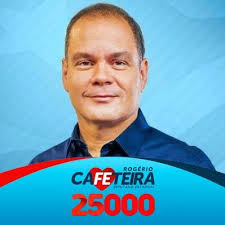 Resultado de imagem para ROGERIO CAFETEIRA DEPUTADO