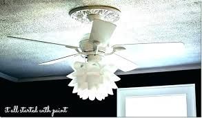 enchanting replacement m light covers ceiling fan canopy cover cap in hunter capacitor