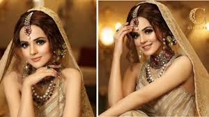 She also appeared in drama serial resham galli ki husna. Komal Meer Stuns Everyone In Her Latest Bridal Photoshoot Girls Pk