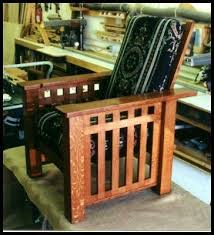 Custom Made Craftsman Style Chairs
