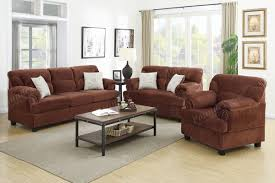 Microfiber Living Room Set Microfiber Living Room Furniture 3 Pc Sofa Set Sofa Loveseat Amp