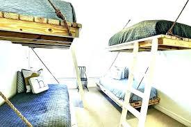 Floating loft bed Beds Bunk Floating Loft Beds Hanging Beds Suspended Loft Bed Hanging Beds For Kids Suspended Loft Bed Floating Floating Loft Beds Ubkprovjambiinfo Floating Loft Beds Wall Mounted Bunk Beds Furniture Built In Bedroom