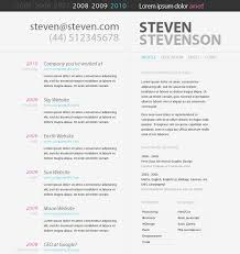 Best Cv Font For Resume And Cover Letter By Steven Fitted Thus