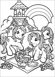 Kleurplaat My Little Pony My Little Pony Coloring Pages My
