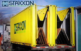 Container Design Staxxons Folding Nesting Steel Iso Container Design Gets A Csc