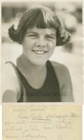 Hilda Curtis Alameda CA girl swimmer antique photo | Etsy