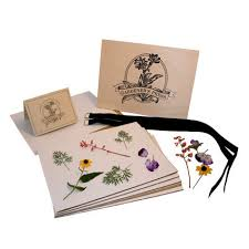 Flower Pressed Paper Gardeners Press 170g