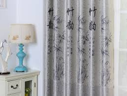Lush Decor Lake Como Curtains Gray Bedroom Curtains Kitchen Window Panels Long Wide Curtain