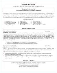 Cover Letter For Construction Worker Construction Worker Resume