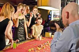 Women in Casino, Marriott Hotel, Warsaw, Poland, 2013/Beata Lechowicz, 45,  Poland. | Casino night fundraiser, Casino, Casino night party