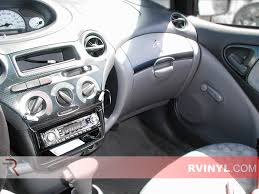 Toyota Echo 2000-2005 Dash Kits | DIY Dash Trim Kit
