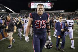 This obviously will hurt the texans, as watt is the sure, the texans would still have great players on their team come week 1, but losing their best one would sure hurt. Nfl J J Watt Won T Let Latest Injury Break Spirit Pro Football Madison Com