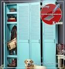Дверца в шкаф своими руками