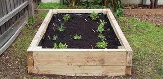 how to build a vegetable garden box a