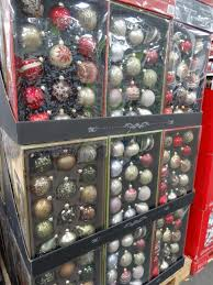 Set Of 4 Decorated Glass Ball Ornaments  Balsam HillChristmas Ornament Sets