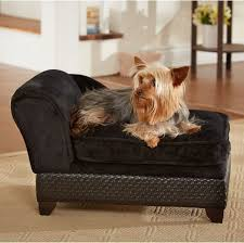 Pet Beds For Dogs Couch Chair Small Puppy Lounger Sleeper Storage Furniture  New
