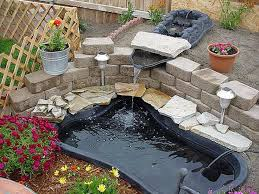 Small Picture Top 25 best Plastic pond liner ideas on Pinterest Small garden