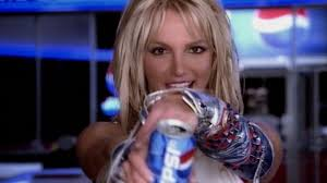 The new album out now. Britney Spears Reflects On Her Iconic Now And Then Pepsi Ad People Com