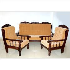 modern simple wooden sofa set designs