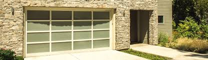 clear garage doorsAluminum Glass Garage Doors 8800