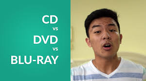 dvd vs cd cd vs dvd vs blu ray youtube