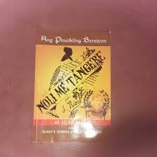 rizal noli me tangere a novel must read for all filipina nannies caregiveraids photo photo photo this is the original cover of