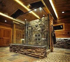 Bathroom Bathroom Walk In Shower Designs Rustic Shone Walk In