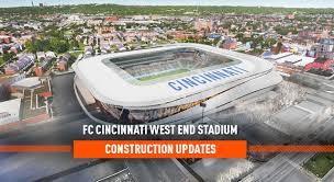 Fc Cincinnati Stadium Seating Chart Community Test Build Fc Cincinnati