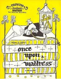 once upon a mattress broadway poster. Perfect Upon Once Upon A Mattress To A Broadway Poster P