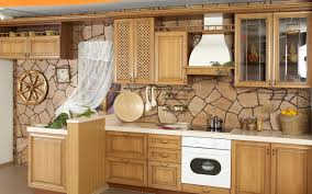 Stone Kitchen Small Stone Kitchen Design Kitchen Design Ideas