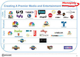 Nbc Organizational Chart U S Comcast Time Warner Merger Threatens Media And Internet