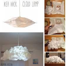 cloud lighting fixtures. Cloud Lampshade From Ikea Varmluft Lighting Fixtures