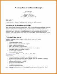 computer technician resume pharmacy sample canada certif  mdxar