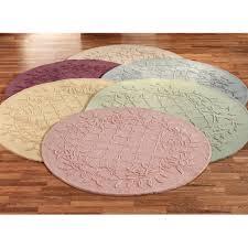 home interior immediately fl bathroom rugs 75 most great flower shaped bath rug orange mat