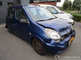 Buy 2001 Automatic transmission Toyota Yaris VERSO 1.3 63KW VVT-I ...