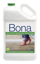 BONA STONE, TILE U0026 LAMINATE FLOOR CLEANER REFILL 1.25 GALLON U003d 160 Oz