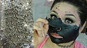 diy charcoal blackhead l off mask actually works substitutions beautybyjosiek you