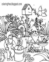 In addition, the kid is carried away and does not bother his mother while she when a child is 2 years old he can easily color pictures with small details. Free Coloring Pages Printable Pictures To Color Kids Drawing Ideas Beautiful Garden Coloring Pages For Adults Printable Drawing Ideas
