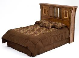 bark furniture. barnwood bed with birch bark accents item br04055 17 standard u0026 1000 custom furniture